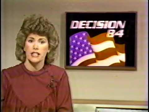 1984 WTMJ TV News 4 Update