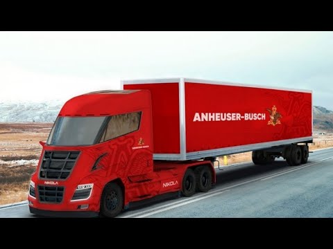 Anheuser-Busch orders hydrogen-electric trucks