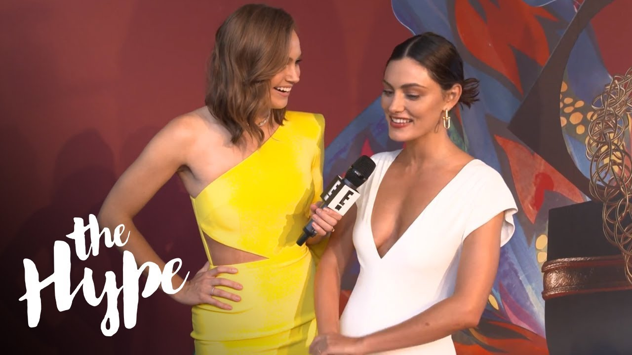 Download Phoebe Tonkin Talks About Her New Show Safe Harbour | The Hype | E!