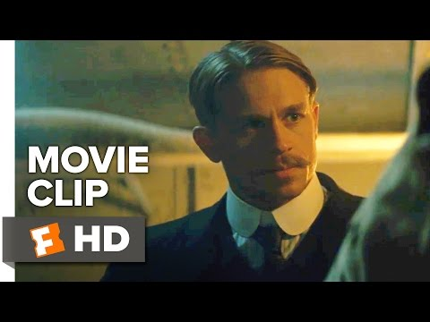 The Lost City of Z Movie Clip - Aide de Camp (2017) | Movieclips Coming Soon