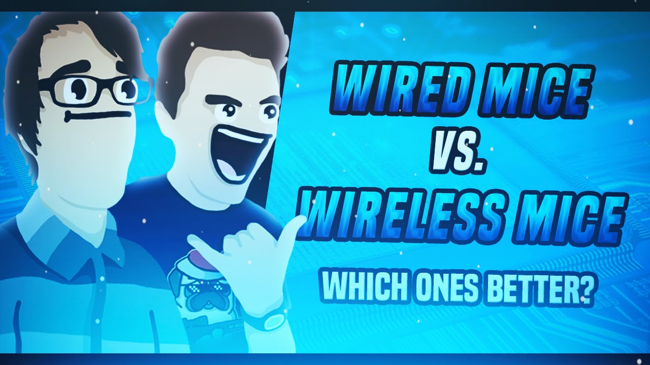 Wired vs. Wireless Mice (Which one is better?) - YouTube