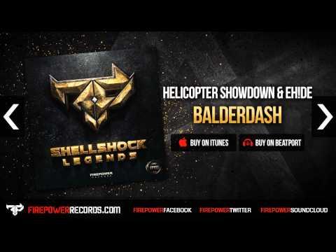 Helicopter Showdown & EH!DE - Balderdash [Firepower Records - Dubstep]