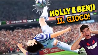 HOLLY E BENJI: GIOCO EPICO!! - New Team vs Otomo [Captain Tsubasa Gameplay ITA]