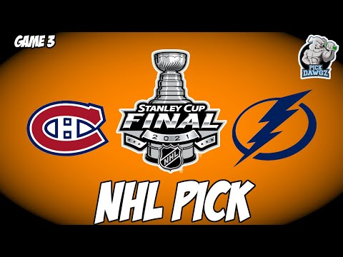 Tampa Bay Lightning vs Montreal Canadiens 7/2/21 Free NHL Pick and Prediction NHL Betting Tips