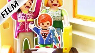Playmobil Film Deutsch - JULIAN IST EIN GENIE! MUSS ER IN EINE ANDERE KITA? Familie Vogel