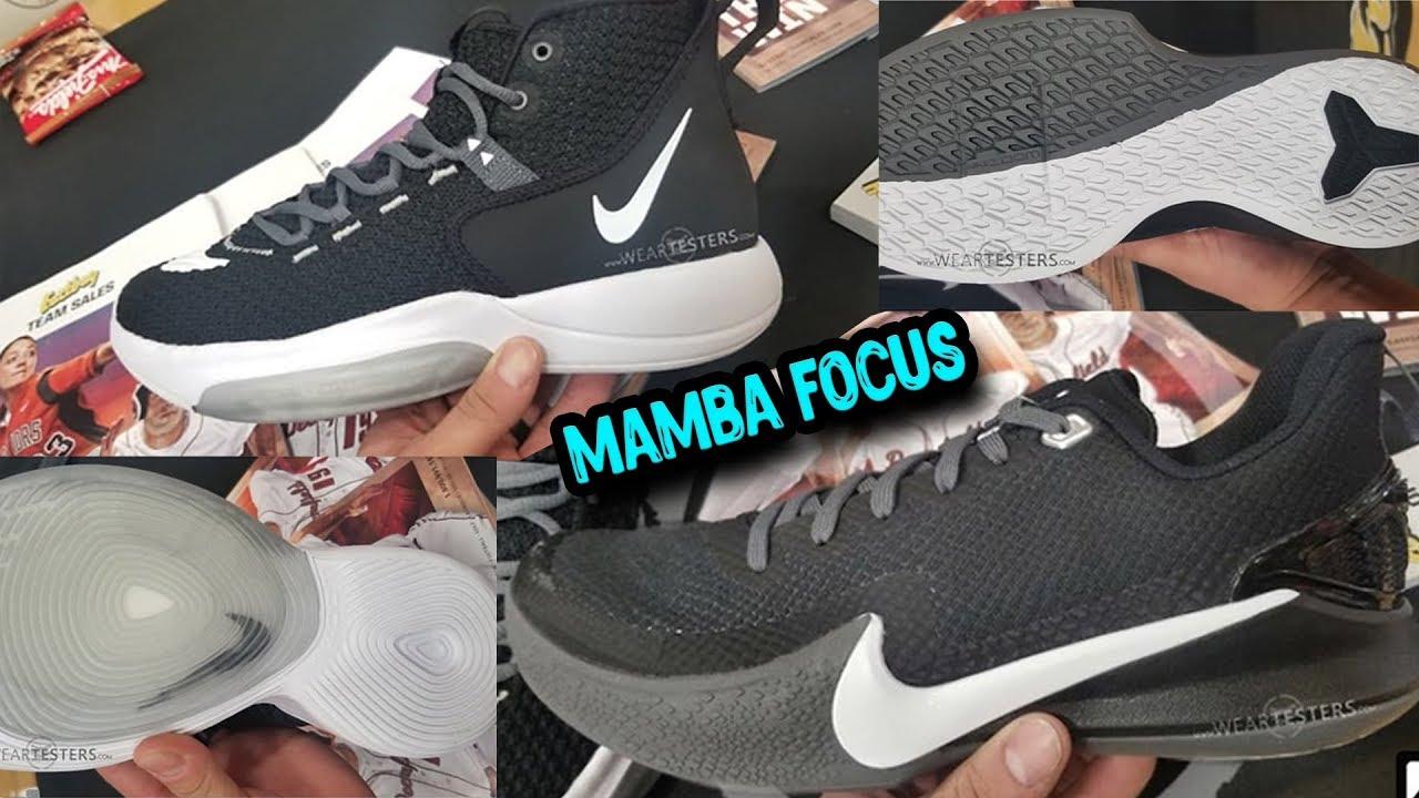 748f4e29a32 Nike KOBE Mamba Focus + Zoom RIZE LEAK!