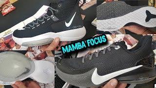 Nike KOBE Mamba Focus + Zoom RIZE LEAK!