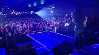 Afro-latino Festival 2013 Bree B: Tego Calderon Pa' Que Retozen Live