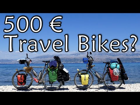 Our 500€ Travel Bicycles after 3000 km! // Bikes & Gear // Cycling the World thumbnail