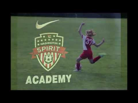 RED Super Y Soccer League 2015 Washington Spirit Academy