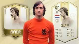 SBC DME CRUYFF PRIME MOMENTS COMPLETO FIFA19