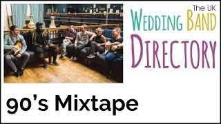 Nineties Pop Covers Wedding Band Hire London - 90's Mixtape (Maria by Blondie - Live)