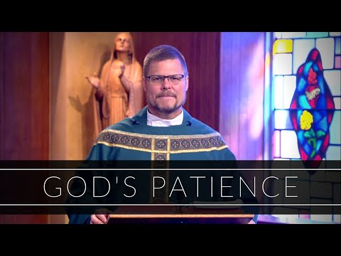 God's Patience | Homily: Father Thomas Carzon, OMV