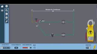 Window Unit Wiring Diagram HVAC Electricity - YouTube | Window Hvac Unit Wiring Diagram |  | YouTube