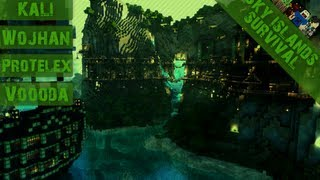 Minecraft Sky Islands #1 ft. Telex, Voooda & Banaś