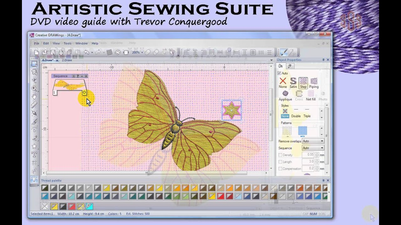 Best Embroidery Software in 2019 (Brother, Singer, Embrilliance