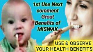 excellence etiquettes advantages of miswak