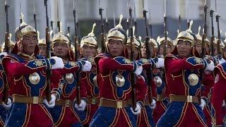 Потомки Чингисхана. Особый взгляд на Монголию. 3 сентября 2014