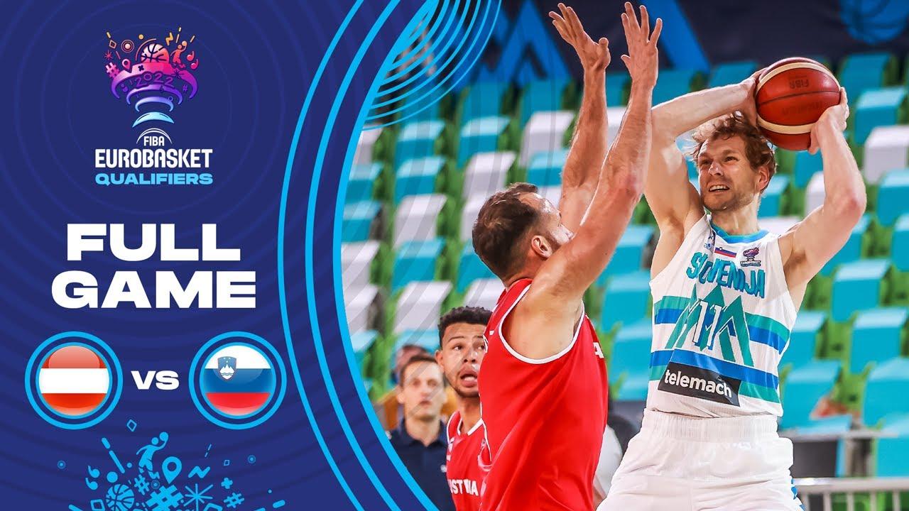 Austria v Slovenia - Full Game