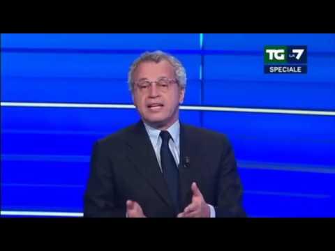 Renzi critica i media in generale, Mentana difende il suo orticello