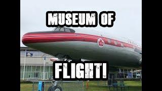 In 4K - The Seattle Museum of Flight