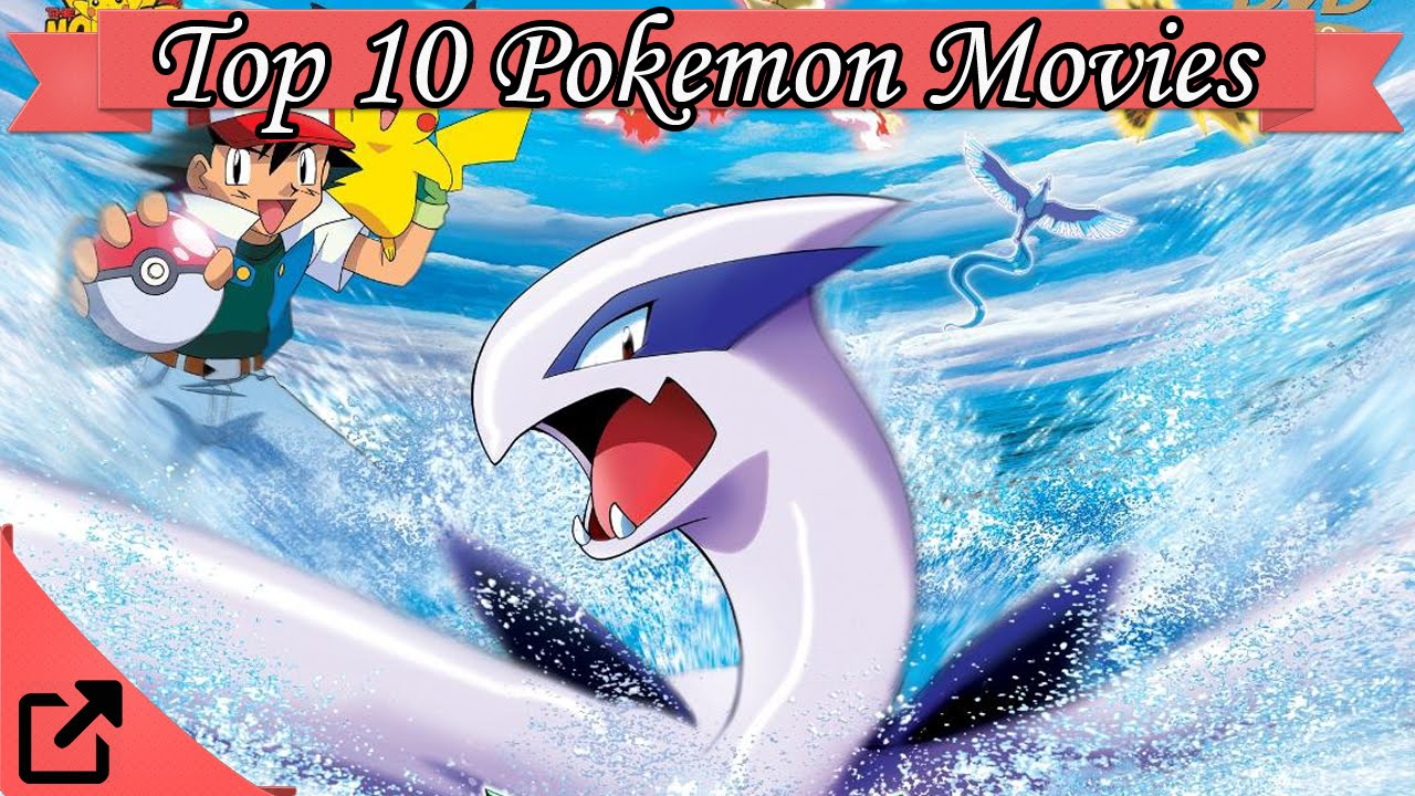 Top 10 Pokemon Movies 2016 All The Time Youtube
