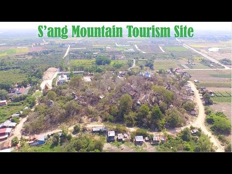 S'ang Mountain Tourism Site, Attraction at Kandal Province in Cambodia
