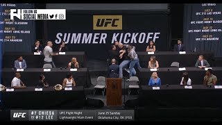UFC Fight Night Oklahoma City Prelims - Fight Network Preview