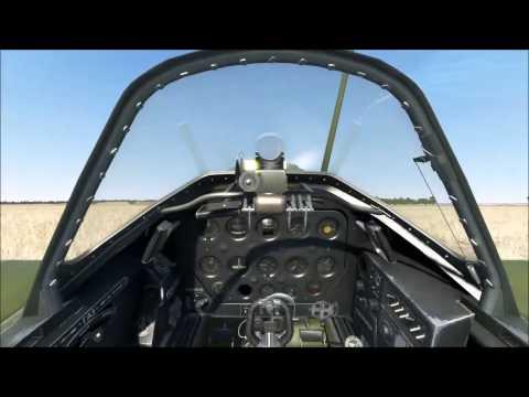 И-16: Первый взгляд на кампанию Ил-2 Штурмовик: Битва за Москву (#01)