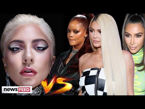 Lady Gaga JOINS Kim K, Kylie Jenner & Rihanna In The Beauty Business! Mp3