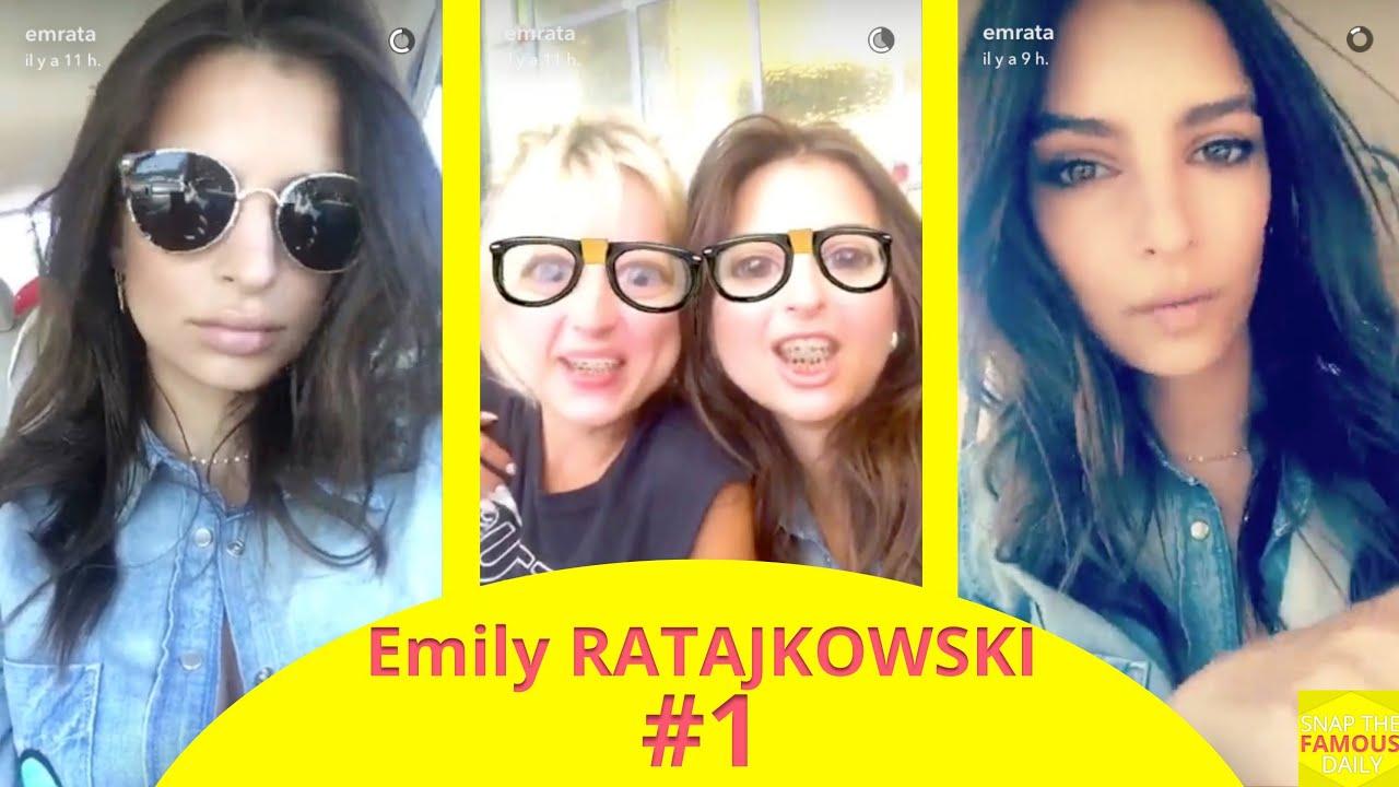 Snapchat Emily Ratjkowski nude photos 2019