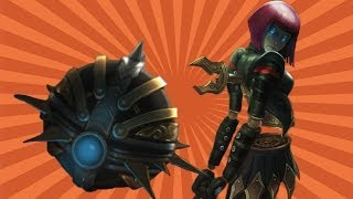 Travag Moments #3 - Hit and Run Orianna - League of Legends