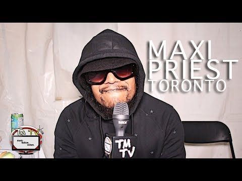 TMTV | Maxi Priest FULL Interview | Jerk Fest 2017 Toronto