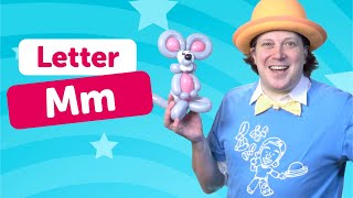 Mm | Fun Phonics | Magicio and Phonics | Made by Red Cat Reading