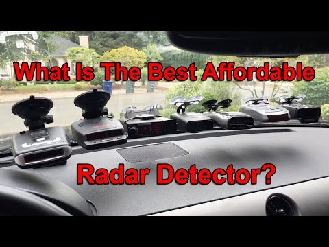 What's the Best Affordable Radar Detector?