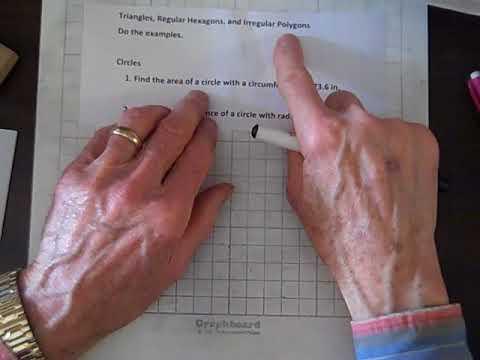 Technical Math Practical Plane Geometry