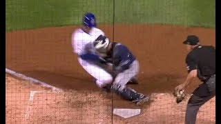 MLB Biggest Collisions 2017