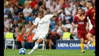 Jornada 1: Real Madrid 3-0 Roma (Fredy López / Emisoras Unidas)