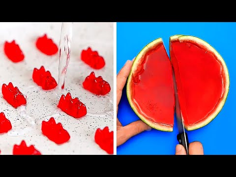17 ABSOLUTELY COOL WATERMELON HACKS