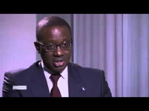 Tidjane Thiam: interview sur la stratégie politique de Credit suisse