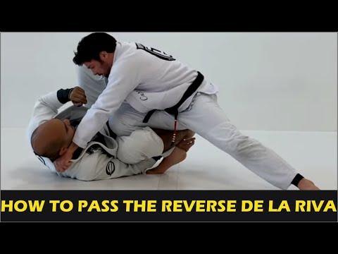 How To Pass The Reverse De La Riva by Tarsis Humphreys