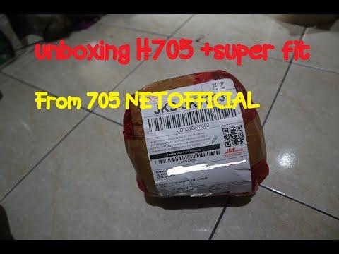 Unboxing Super Fit Plus Doping H705 Dari Om Andri 705 Net Official