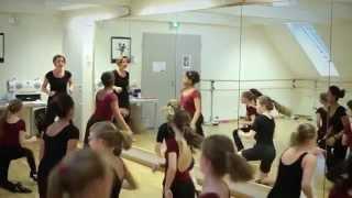 Jugendkunstschule Neuruppin - Tanzbereich