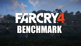 Far Cry 4 R9 280X AMD FX 8350 Max Settings