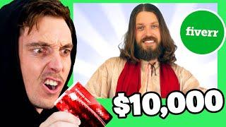 I spent $10,000 on FIVERR