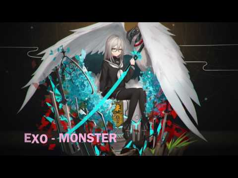 Nightcore - Monster (Exo) [Korean Ver.]