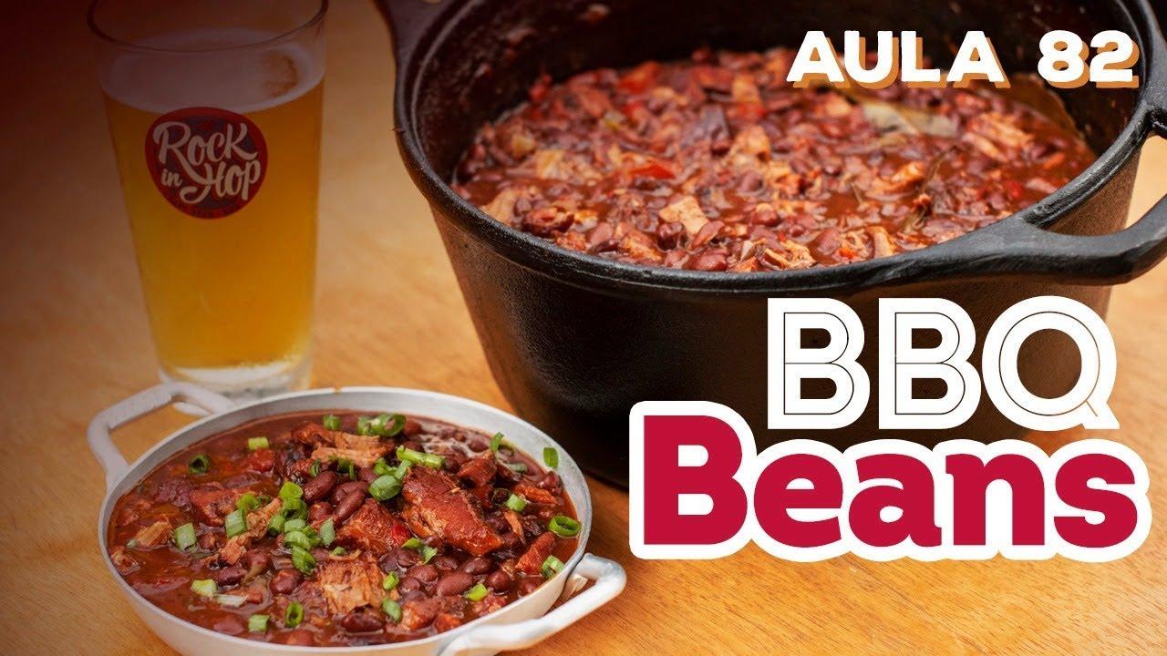 Barbecue Beans (Como fazer feijão americano) / Cansei de Ser Chef