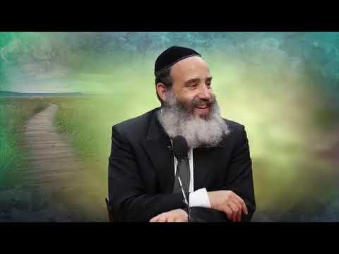 הרב יצחק פנגר - המטרה היא הדרך!