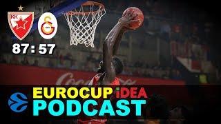 Analiza 5. Kola Evrokupa powered By Idea | SPORT KLUB Podcast
