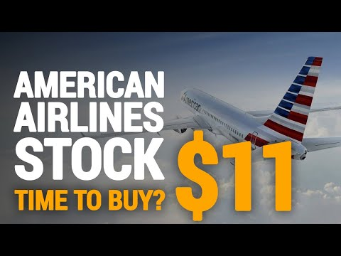 American Airlines Stock (Time To Buy?)